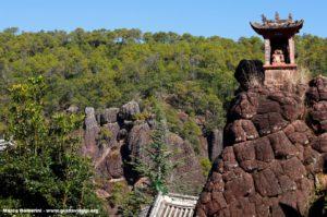 Monte Shibao (Shibaoshan), Yunnan, China. Autor y Copyright Marco Ramerini.