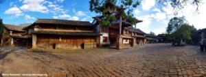 Shaxi, Yunnan, China. Autor y Copyright Marco Ramerini