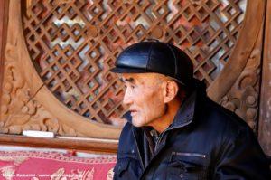 Hombre, Shaxi, Yunnan, China. Autor y Copyright Marco Ramerini