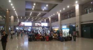 Aeropuerto de Seúl Incheon, Corea del Sur. Autor y Copyright Marco Ramerini