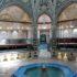 Baño del sultán Amir Ahmad, Kashan, Irán. Autor y Copyright Marco Ramerini