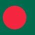 Bandera de Bangla Desh