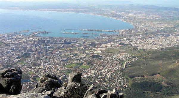 Ciudad del Cabo, Sudáfrica. Autor y Copyright Marco Ramerini.