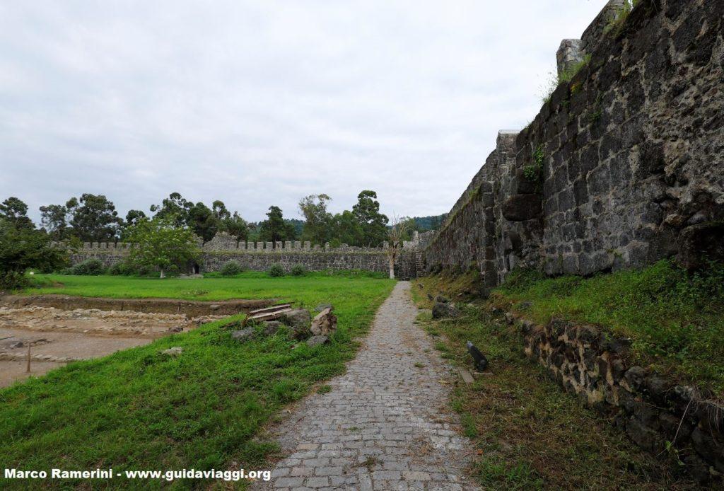 Fortaleza romana de Gonio (Asparus). Autor y Copyright Marco Ramerini