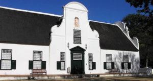 Groot Constantia, Ciudad del Cabo, Sudáfrica. Autor y Copyright Marco Ramerini.