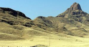 Namib Rand, Namibia. Autor y Copyright Marco Ramerini