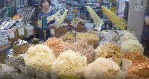 Mercado Singi (Shingi), Incheon, Corea del Sur. Autor y Copyright Marco Ramerini., ..