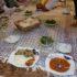 Cena típica persa. Autor y Copyright Marco Ramerini