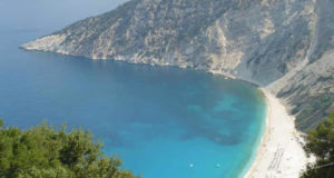 Mirthos, Cefalonia, Islas Jónicas, Grecia. Autor y Copyright Niccolò di Lalla.