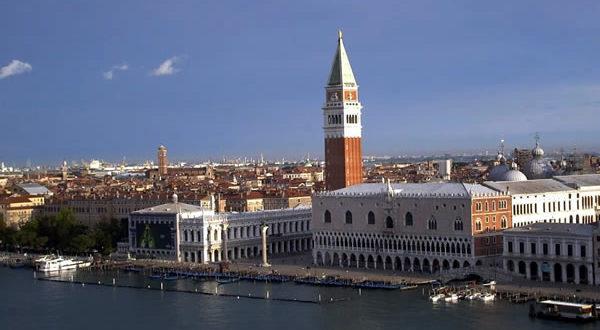 Venecia, Italia. Autor y Copyright Liliana Ramerini