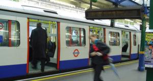 Metro de Londres. Autor y Copyright Niccolò di Lalla