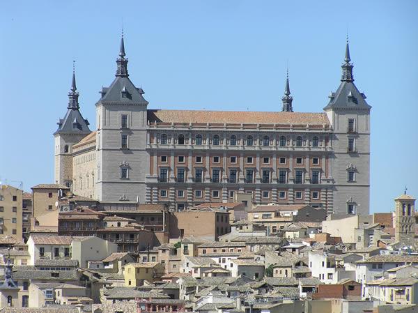 Alcázar, Toledo, España. Autor y Copyright Marco Ramerini