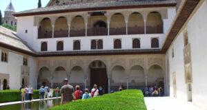 Alhambra, Granada, Andalucía, España. Autor y Copyright Liliana Ramerini ...