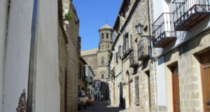 Baeza, Andalucía, España. Autor y Copyright Liliana Ramerini