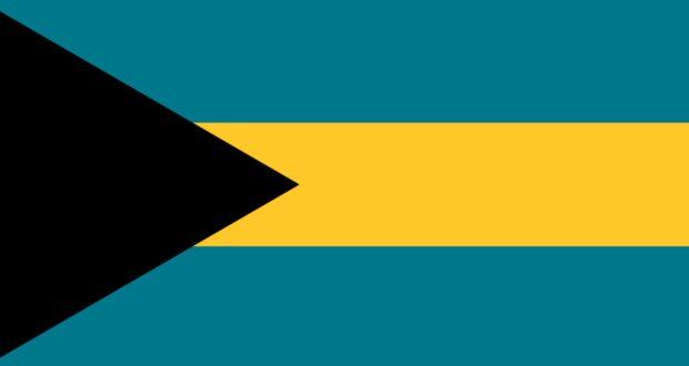 Bandera de las Bahamas