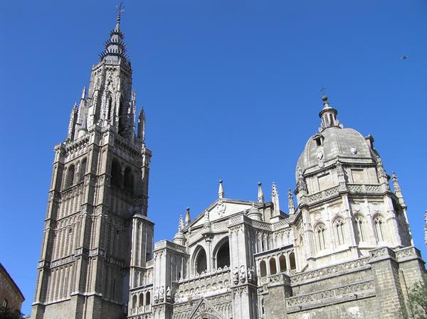 Catedral, Toledo, España. Autor y Copyright Marco Ramerini