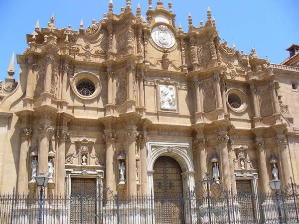 Catedral de Guadix, España. Autor y Copyright Liliana Ramerini