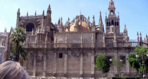 Catedral de Sevilla, Andalucía, España. Autor y Copyright Liliana Ramerini.