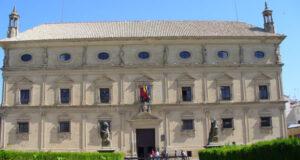 Palacio de Vázquez de Molina o de las Cadenas, Úbeda, Andalucía, España. Autor y Copyright Liliana Ramerini.