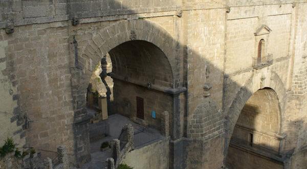 Puente Nuevo, Ronda, Andalucía, España. Autor y Copyright Liliana Ramerini
