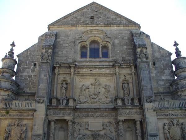 Sacra Capilla del Salvador, Úbeda, Andalucía, España. Autor y Copyright Liliana Ramerini.