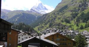 Zermatt, Suiza. Autor y Copyright Marco Ramerini