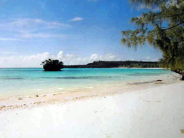 Luengoni, Lifou, Islas de la Lealtad, Nueva Caledonia. Autor y Copyright Marco Ramerini